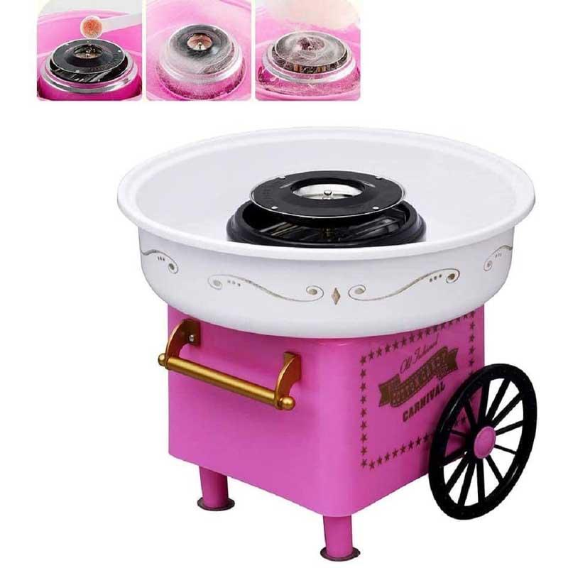 آلة صنع حلوى شعر البنات