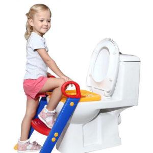 درجات بلاستيكية لتدريب الأطفال على الحمام